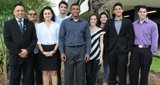 DOE Fellows Participate in Summer 2014 Internships