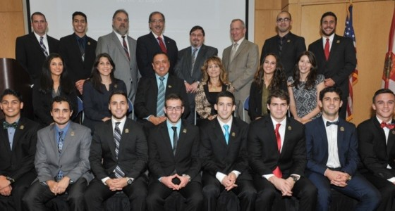 Florida International University's Applied Research Center Hosts the 8th Annual DOE Fellows' Induction Ceremony