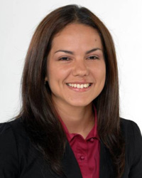 DOE Fellow, Ms. Leydi Velez (DOE Fellow – Class of 2007), Wins Best Professional Poster at Waste Management Symposia