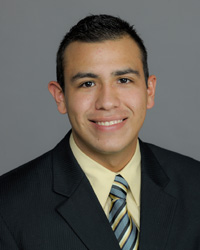 Rinaldo Gonzalez Galdamez (Mechanical Engineering)