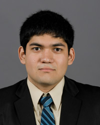 Victor Uriarte (Mechanical Engineering)