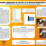 Heat Transfer Calculations for the Use of an Infrared Temperature Sensor - Meilyn Planas
