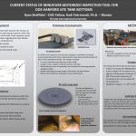 Development of a Miniature Motorized Inspection Tool for the Hanford DOE Site Tank Bottoms - Ryan Sheffiled