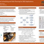 Cooperative Robotic Scheduling and Path Planning for D&D Applications - Sebastian Zanlongo
