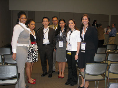 DOE Fellows, EM-PDC Recruits, Mr. Dae Chung (Principal Assistant Secretary) and Dr. Lagos