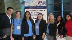 DOE Fellows' Participation in Waste Management 2013 Symposia