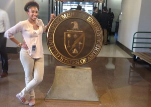 Alexis Smoot (Environmental Engineering) Class of 2015