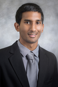 Ron Hariprashad (Environmental Engineering)