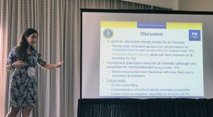 DOE Fellow Silvina Di Pietro presents at the American Chemical Society National Meeting & Exposition.