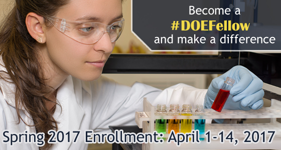 Spring 2017 Recruitment: April 3-14, 2017