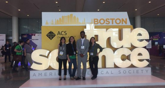 American Chemistry Society National Meeting Highlight
