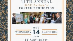 11th Annual DOE Fellow's Poster Exhibition