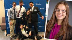 Katherine Delarosa – 2018 Summer Internship Experience