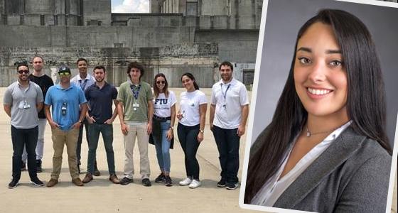 Ximena Lugo – 2018 Summer Internship Experience