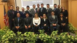The FIU's Science & Technology Workforce Development Program Welcomes the DOE Fellows Class of 2018