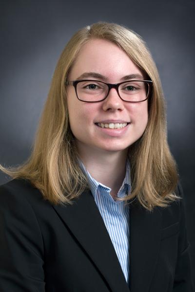 Amanda Yancoskie (Environmental Engineering)
