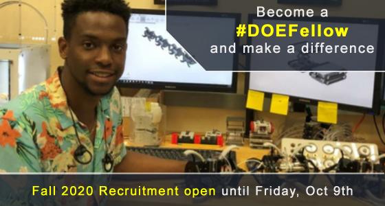Fall 2020 Recruitment: Open until October 9th, 2020