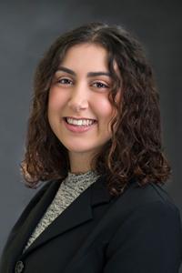 Alicia Maratos (Environmental Engineering)
