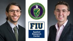 FIU-ARC DOE Fellows Win Graduate and Undergraduate Student Poster Competition at WM2021