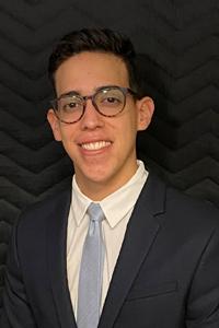 Josue Estrada (Mechanical Engineering)