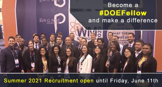 Summer 2021 Recruitment Open